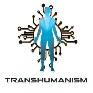 Transhumanism Logo 5 by Rachel Edler
