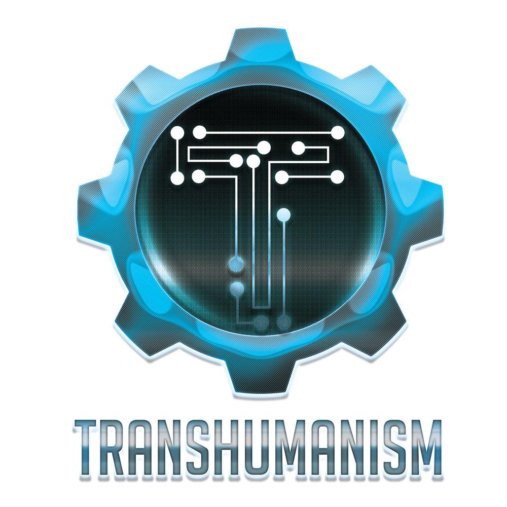 Transhumanism Logo 2 by Rachel Edler