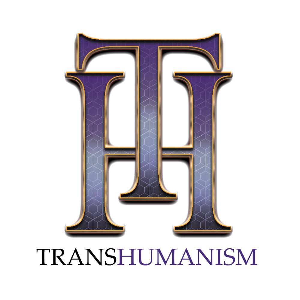 Transhumanism Logo 6 by Rachel Edler